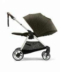 Mamas and Papas Armadillo XT Stroller Khaki Full Recline